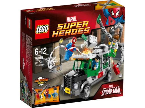 Lego SUPER HEROES SPIDERMAN Personnage Doc Ock 76015