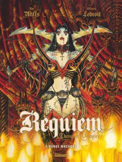 Requiem - Tome 02 - Danse macabre - 9782331020421 - 9,99 €