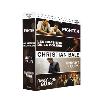 Coffret Christian Bale 4 films DVD