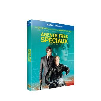 Agents très spéciaux - Code U.N.C.L.E. Blu-ray