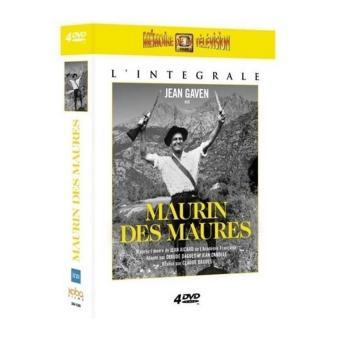 Maurin des Maures - 4 DVD