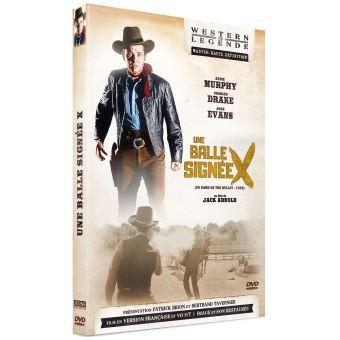 Une balle signée X DVD