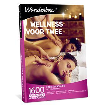 Wonderbox NL Wellness voor twee