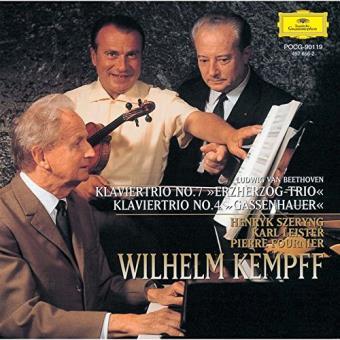 Piano trio nos 4 and 7/ed limitee