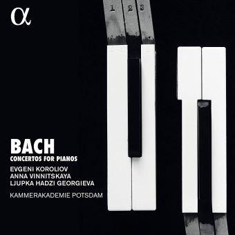 CONCERTOS POUR PIANOS/2CD
