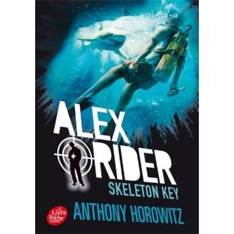 Les aventures d'Alex RiderAlex Rider - Skeleton Key