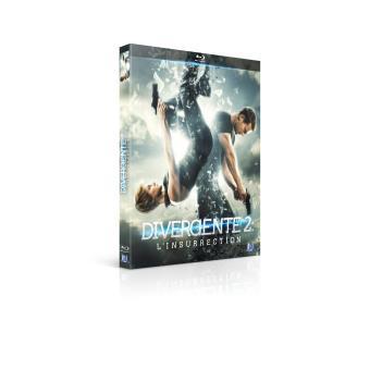 DivergentDivergente 2 L'insurrection Blu-ray