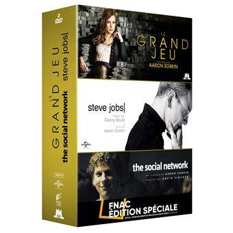 Coffret Sorkin Edition Spéciale Fnac DVD