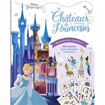 Disney PrincessesRobes de princesses Cahier d'activités Cendrillon