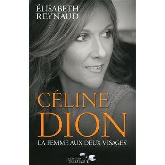 C line dion la femme aux deux visages broch elisabeth - Vente privee celine dion ...