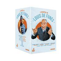 Coffret L'essentiel de Louis de Funès 2016 8 films DVD