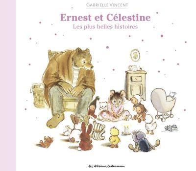 Les albums d'Ernest et Célestine - Les plus belles histoires - 9782203206069 - 12,99 €
