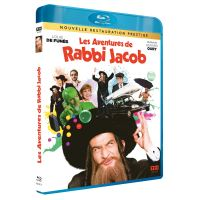 Les Aventures de Rabbi Jacob Blu-ray