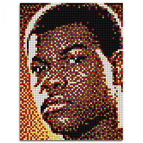 Tableaux Pixel Art 4 Star Wars Finn Quercetti