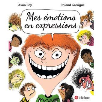 Mes émotions en expressions