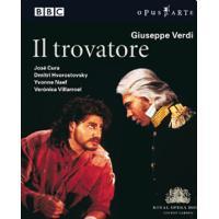 Le Trouvère - HD DVD