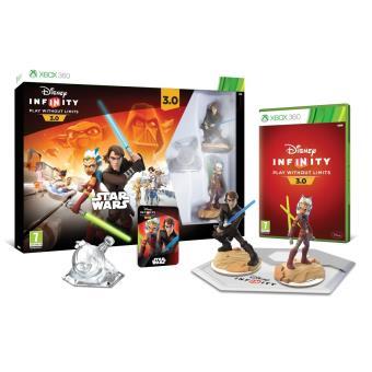 Pack de démarrage Disney Infinity 3.0 Star Wars Xbox 360