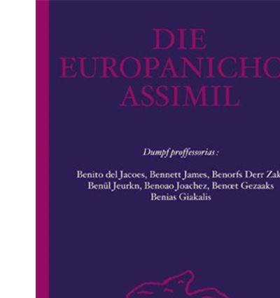 Die Europanichos Assimil