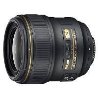 Nikon AF-S FX 35-mm focuslens voor f / 1.4 G-serie
