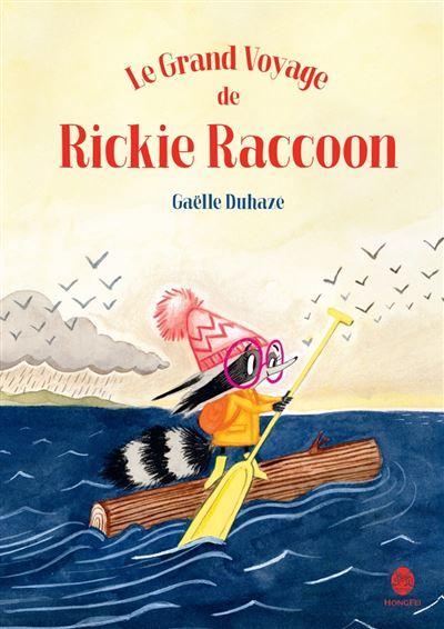Le grand voyage de Rickie Raccoon