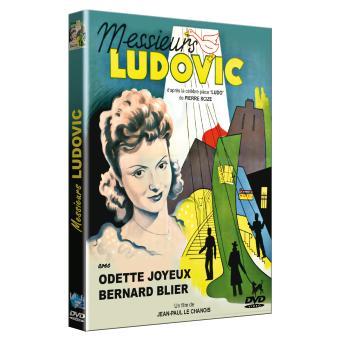 Messieurs Ludovic DVD