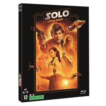 Star WarsSolo : A Star Wars Story Blu-Ray