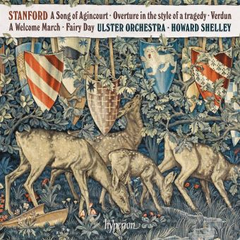 Stanford-a song of agincourt