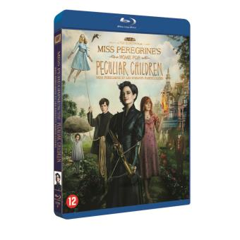 Miss Peregrine's Home for Peculiar Children - Bluray - NL/FR