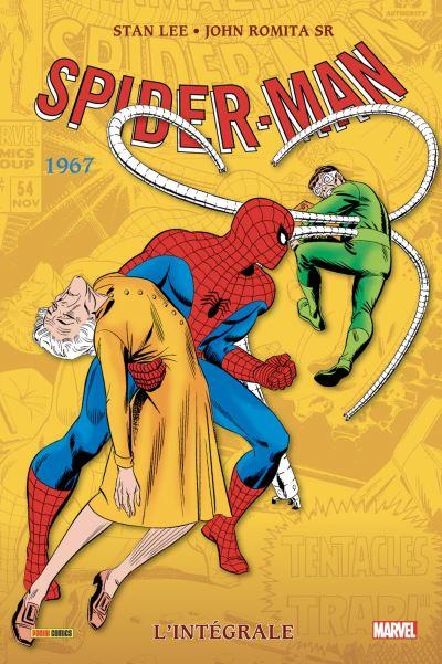 Spider-Man: L'intégrale T05 (1967, Nouvelle édition)