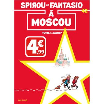 Spirou et FantasioSpirou et Fantasio à Moscou