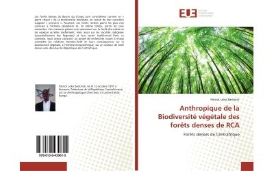 Anthropique de la Biodiversite vegetale des forets denses de RCA