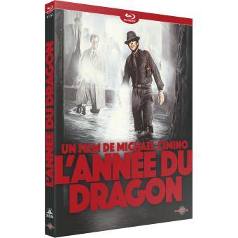 L'année du dragon Blu-ray