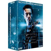 Coffret Arnold Schwarzenegger 4 Films DVD