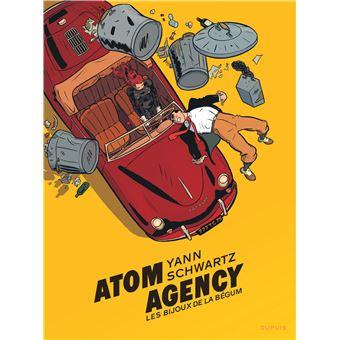 Atom agencyLes bijoux de la Bégum
