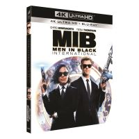Men in Black : International Blu-ray 4K Ultra HD