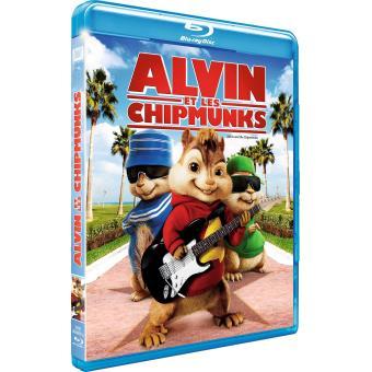 Alvin et les Chipmunks Blu-ray