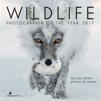 Wildlife photographer of the year 2017 les plus belles photo