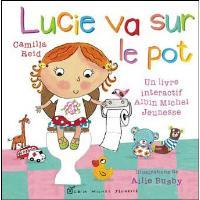 Lucie va sur le pot