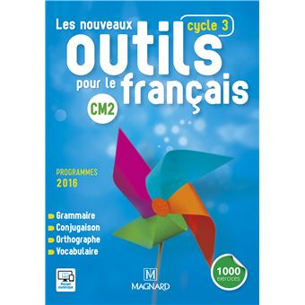 Les Nouveaux Outils Pour Le Francais Cm2 Eleve