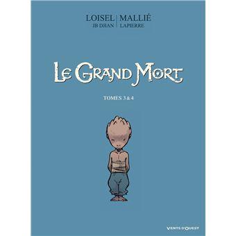 Le grand mortLe Grand Mort - Coffret Tomes 3 et 4