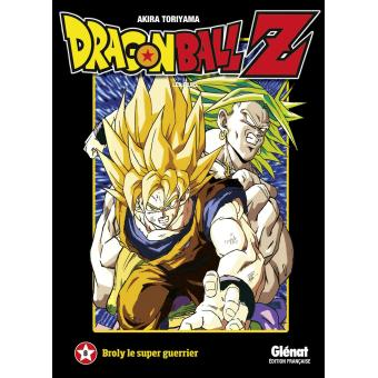 Dragon Ball ZBroly le super guerrier
