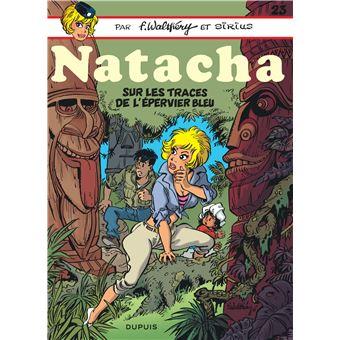 NatachaSur les traces de l'épervier bleu
