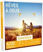 SMAR Coffret cadeau Smartbox Rêves à deux