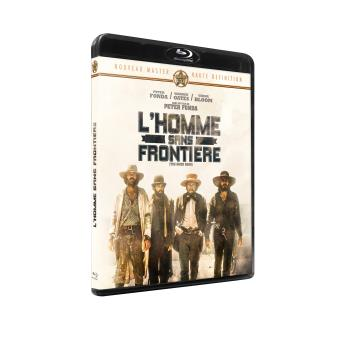 L'HOMME SANS FRONTIERE- BLURAY-FR