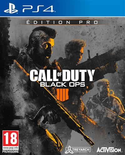 Call of Duty Black Ops 4 Edition Pro PS4