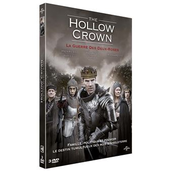 The Hollow CrownThe Hollow Crown Saison 2 DVD