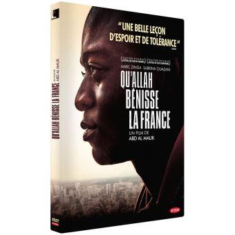 Qu'Allah bénisse la France DVD
