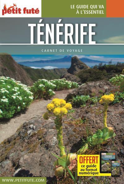 Tenerife 2017 carnet petit fute