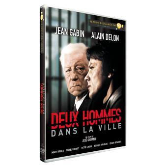 Deux hommes dans la ville DVD