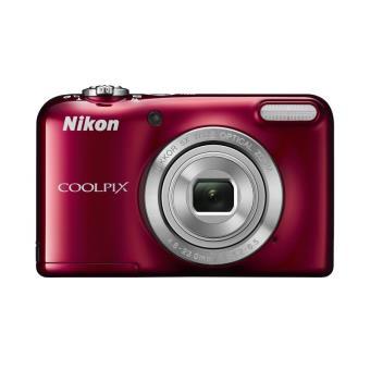Compact Nikon Coolpix L31 Rouge